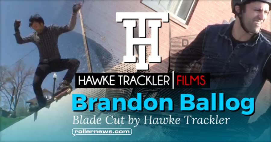 Brandon Ballog - Blade Cut (2017) by Hawke Trackler