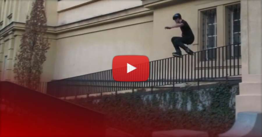 Martin Krutina - Spring 2016, Prague (Czech Republic) Street Edit