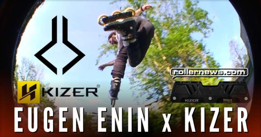 Eugen Enin on 110mm Kizer Trimax Frames (2017, Germany) - Edit by Daniel Enin