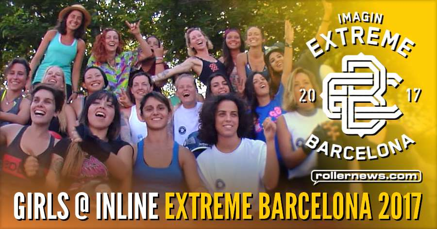 Girls @ Inline Extreme Barcelona 2017
