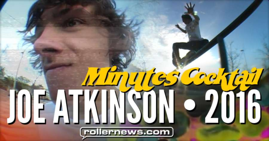 Joe Atkinson - Minutes Cocktail (2016)