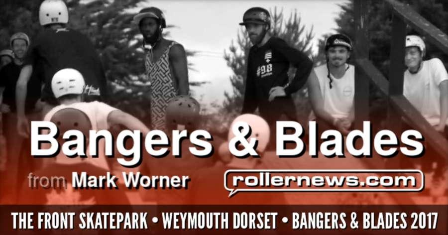 Bangers & Blades (2017, UK) by Mark Worner