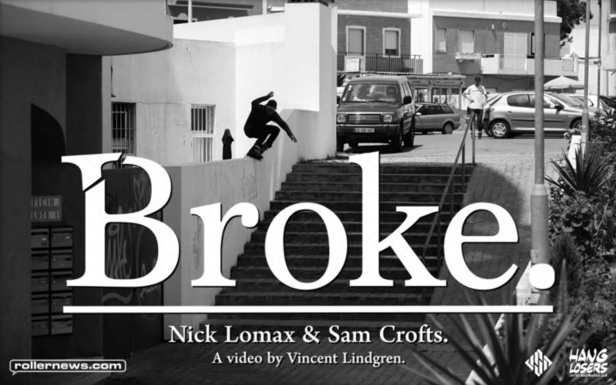 Broke: VOD with Nick Lomax & Sam Crofts - Video now available