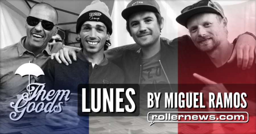 Lunes with Miguel Ramos - France (2017)