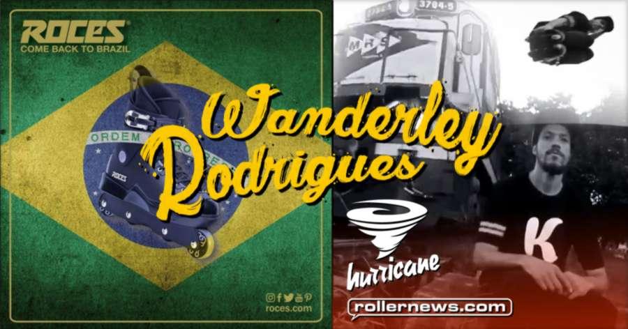 Wanderley Rodrigues (Roces Brazil) - Two Days, Street Edit (2017)