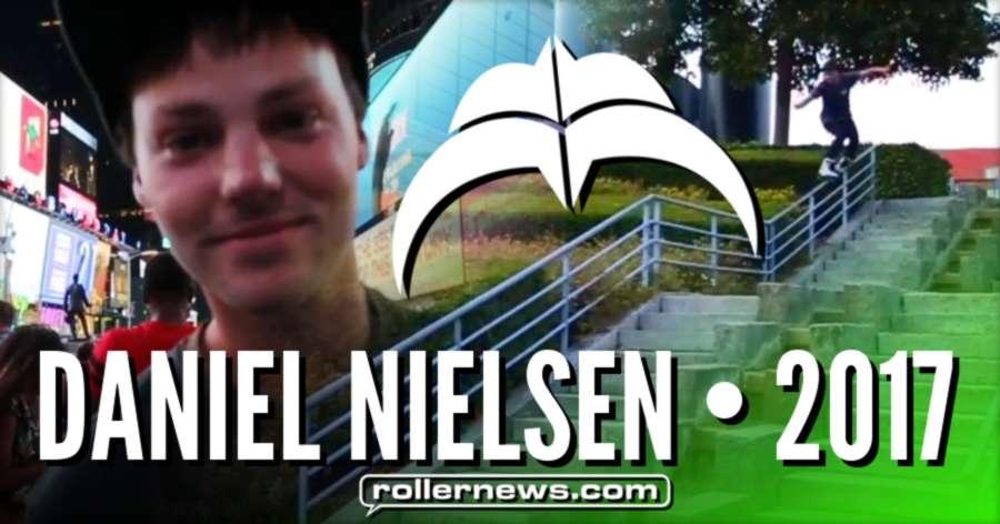 Daniel Nielsen (Denmark) - Razors 2017