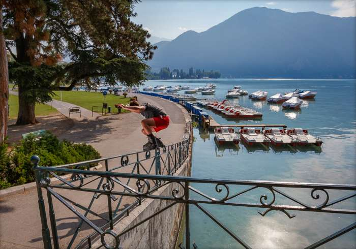 Picture of the day: Thomas Lieurey - Back Royal in Annecy (FRANCE), HDR Picture
