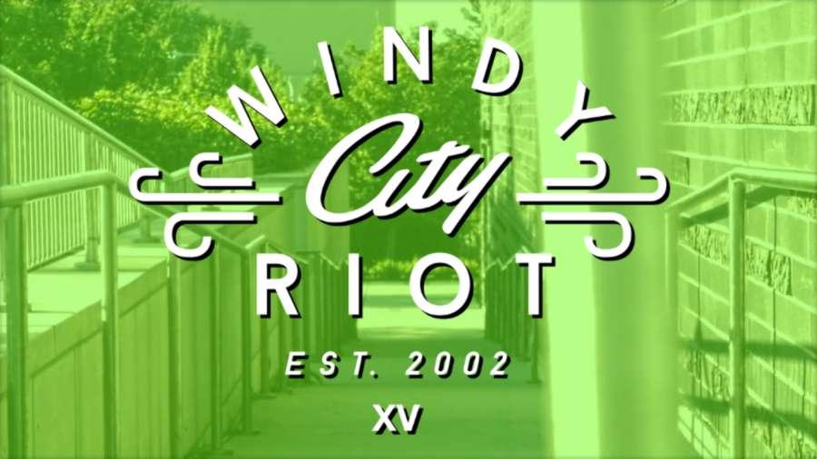 Windy City Riot 2017 | Promo Edit - Spot Preview by Tri Tri-Rudolf