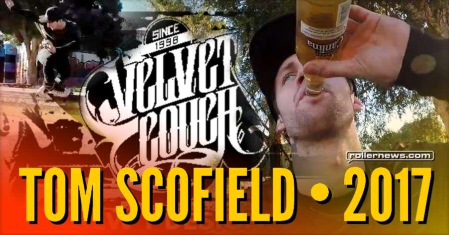 Tom Scofield (Australia) - Prahran Skatepark (2017) Velvet Couch Clips