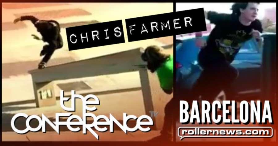 Chris Farmer in Barcelona - 2008 Clips