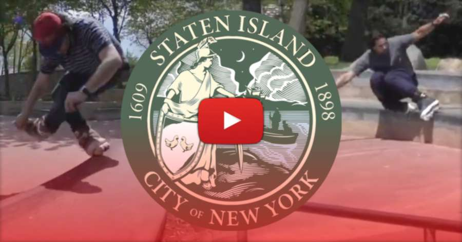 Billy O'Neill, Austin Paz & James Perez - Quick Hits @ Faber Park In Staten Island (2017)
