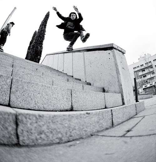 Chris Farmer in Barcelona - 2008 Clips