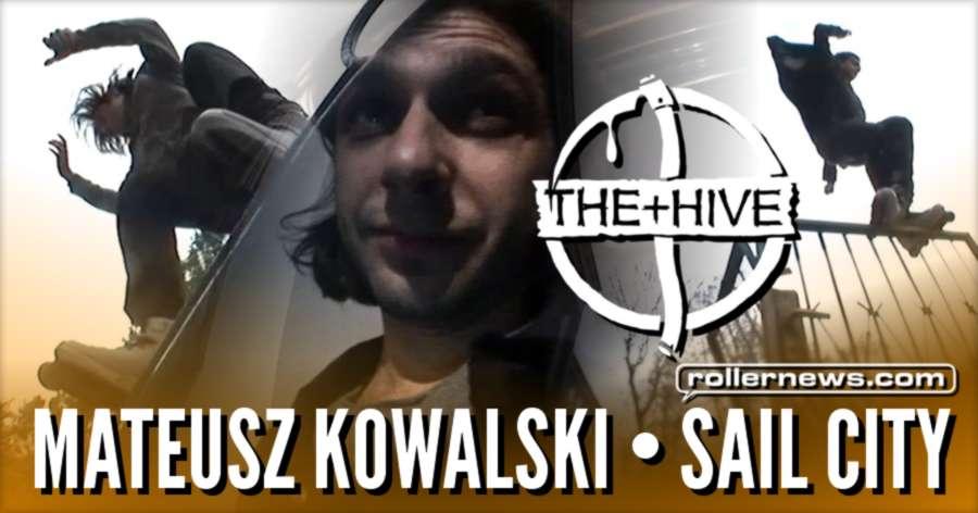 Mateusz kowalski (Poland) - The Hive, Sail City Part