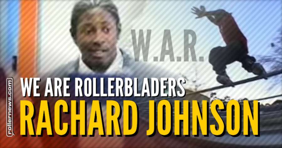 Flashback: Rachard Johnson - W.A.R