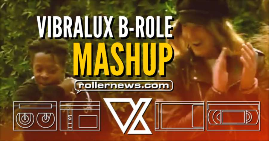 VLUXVODBROLEMASH - Vibralux VOD B-Role Mashup (1h) with Chris Haffey, Don Bambrick, Montre Livingston, Chris Farmer, BFree, Alex Broskow & John Bolino
