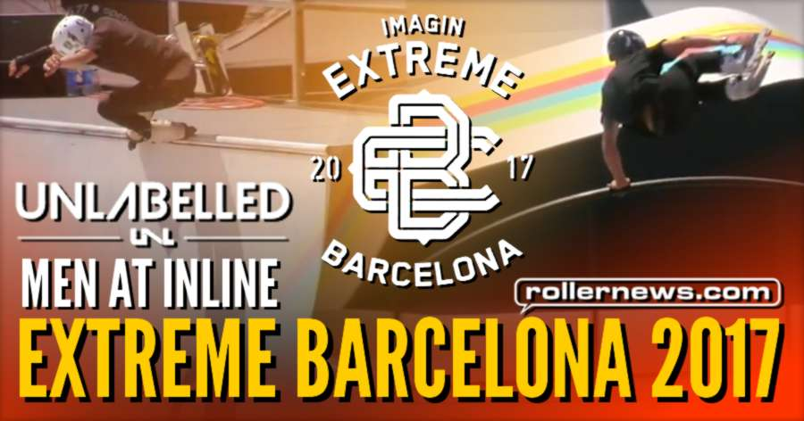 Men at Inline Extreme Barcelona 2017 - Unlabelled Edit