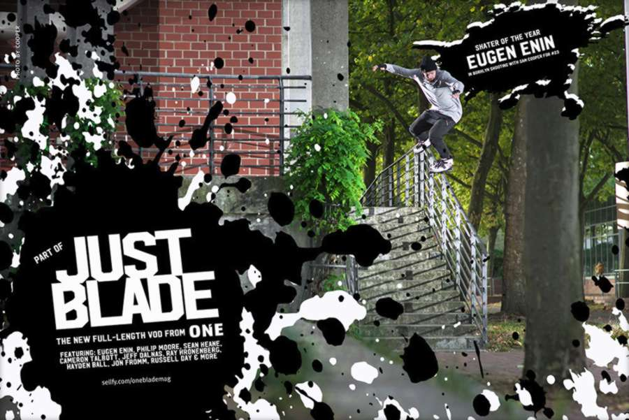 One Mag - Just Blade (VOD, 2017) - Teaser