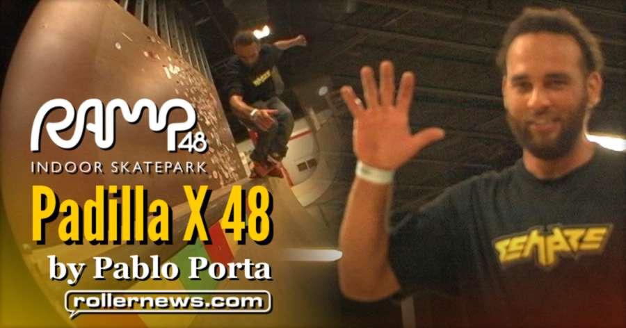 Chris Padilla X 48 (2017) by Pablo Porta