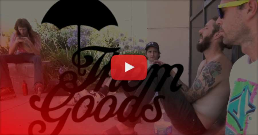 Themgoods - A day in L.A. (2017) with Robbie Pitts, Spencer Eckl, GL-Joe, Michael Decker, Mike Mcmullen & Jon Julio