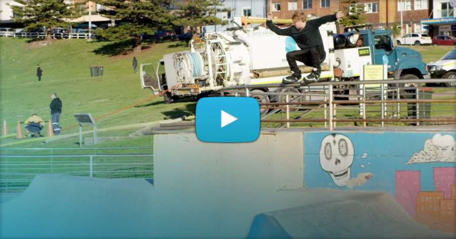 CJ Wellsmore - Seba Pro Skates 2017 - Promo, Extended Version