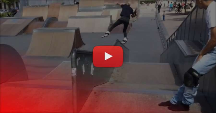 Armelle Tisler (16) - Park Clips in Bordeaux (France, 2017)