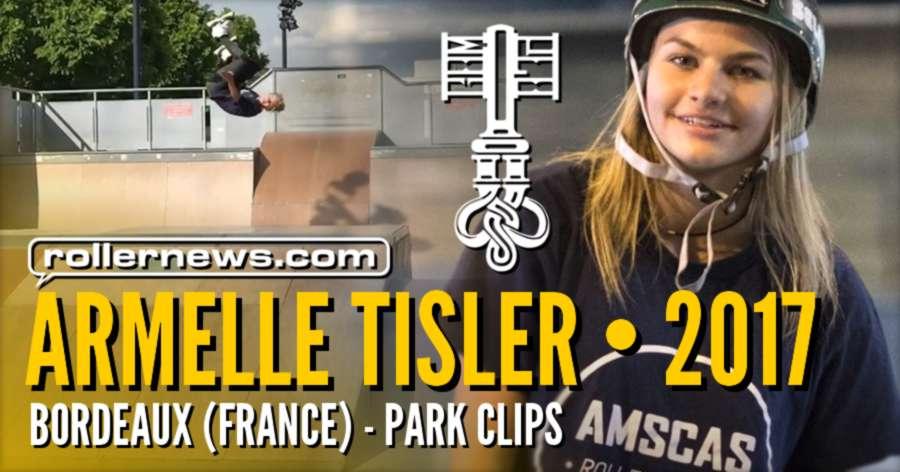 Armelle Tisler (16) - Park Clips in Bordeaux (France, 2017)