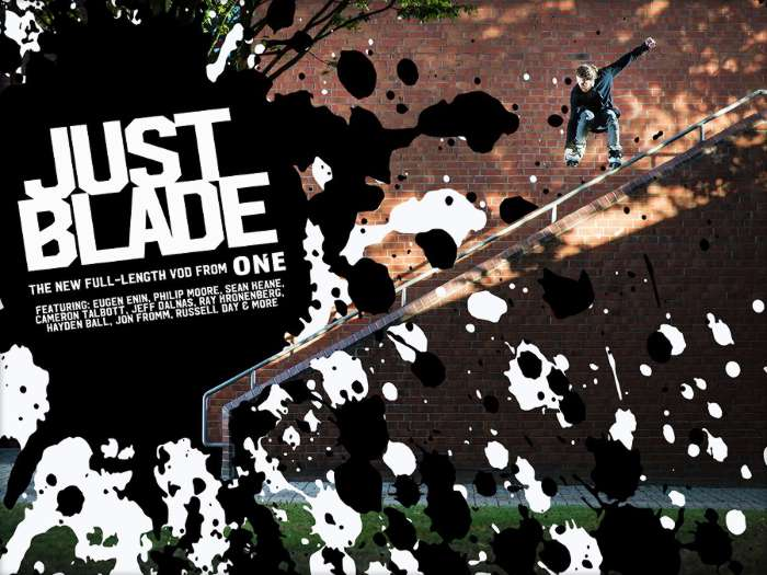 One Mag - Just Blade (VOD, 2017) - Trailer (Video is out on Sellfy)