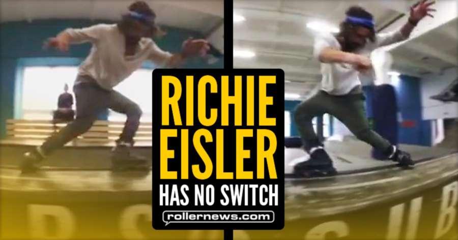 Richie Eisler has no switch! (Sibsub Inline Camp, Tyumen Russia)