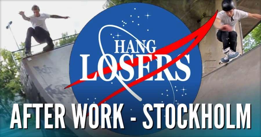 Hanglosers - After Work (Stockholm, Sweden 2017) by Gabriel Gok
