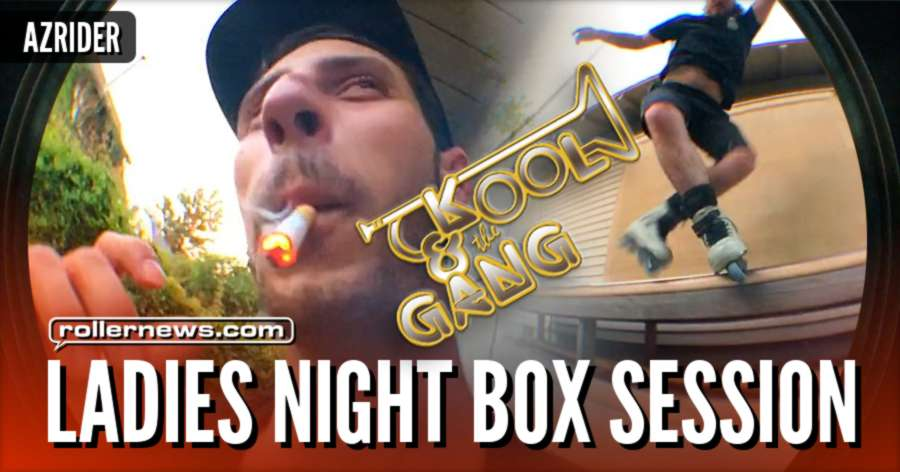 Ladies Night - Box Session (2017) with Chad Hornish, Nate Brown & Friends