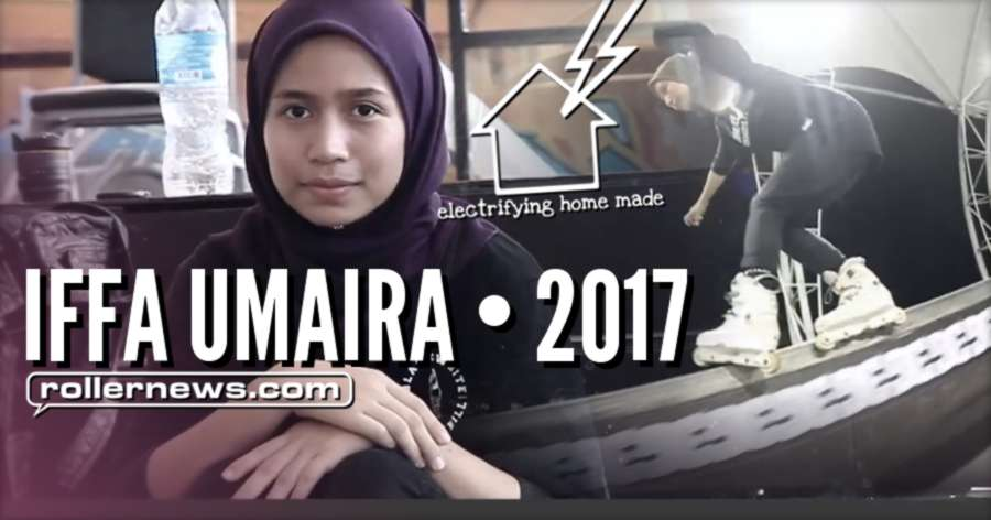 Iffa Umaira (Malaysia) - Park edit (2017)