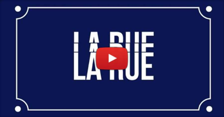 La Rue Book (Paris, France - 2017) by Stan Kogutyak & Tom Thieuleux, 23 min video