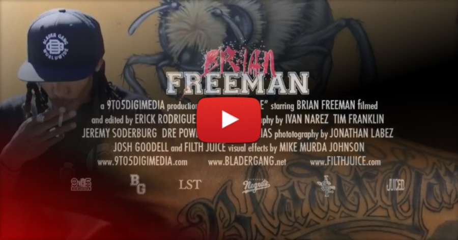 BG.Worldwide - Brian Freeman Profile Section by Erick Rodriguez
