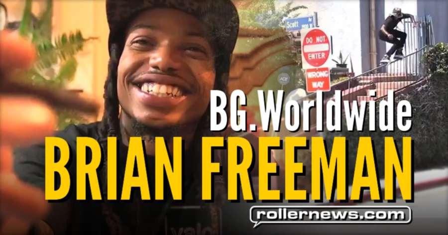 BG.Worldwide - Brian Freeman Profile Section by Erick Rodriguez