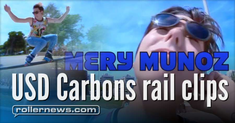 Mery Munoz - USD Carbons rail clips (2017)