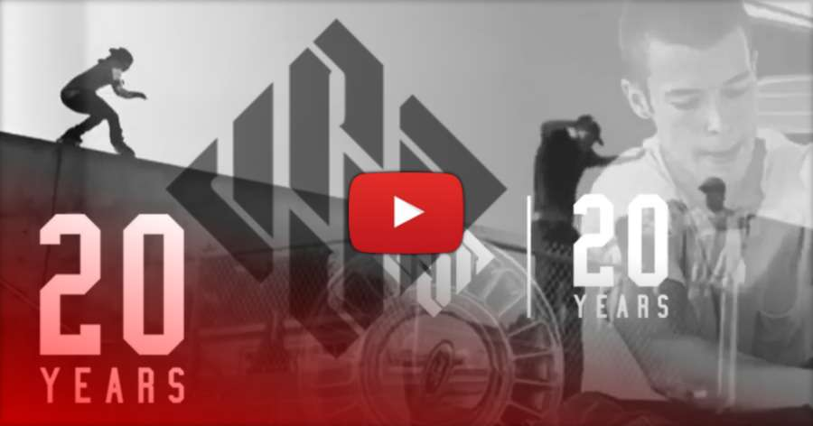 The very best of USD Skates - USD 20 Years Anniversary Edit by Vincent Lindgren & Nick Lomax (2017)