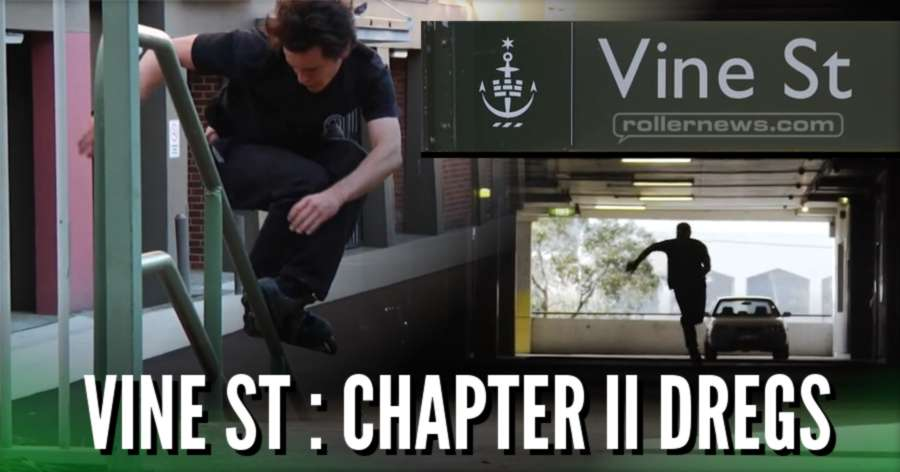 Vine St Chapter II - Dregs, with CJ Wellsmore, Rian Arnold, Gav Drumm & Friends