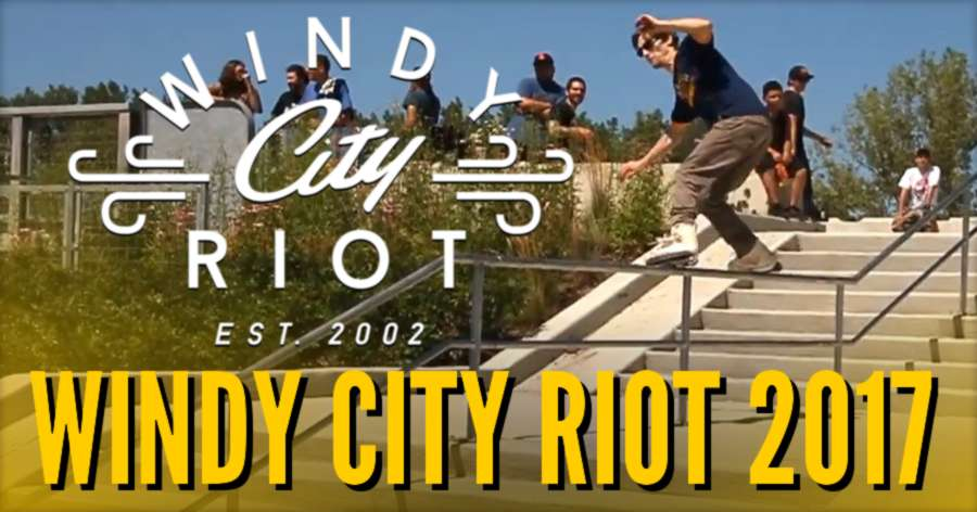 Windy City Riot 2017 - Emoadatfkid Edit