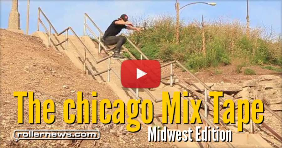 The chicago Mix Tape: Midwest Edition (2017) by Doug Sharley, Video Available on Sellfy