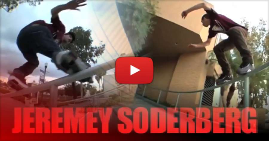 Jeremy Soderburg - The Shock Video (2012)