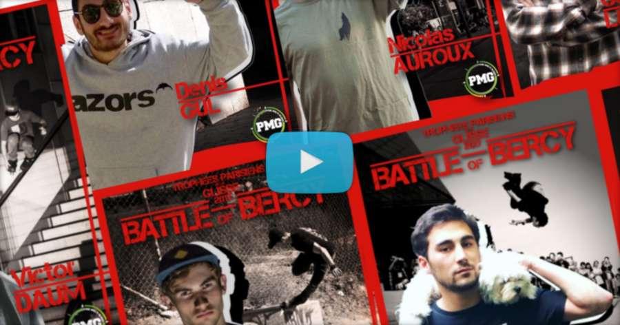 Battle of Bercy 2017 (Paris, France) - PMG