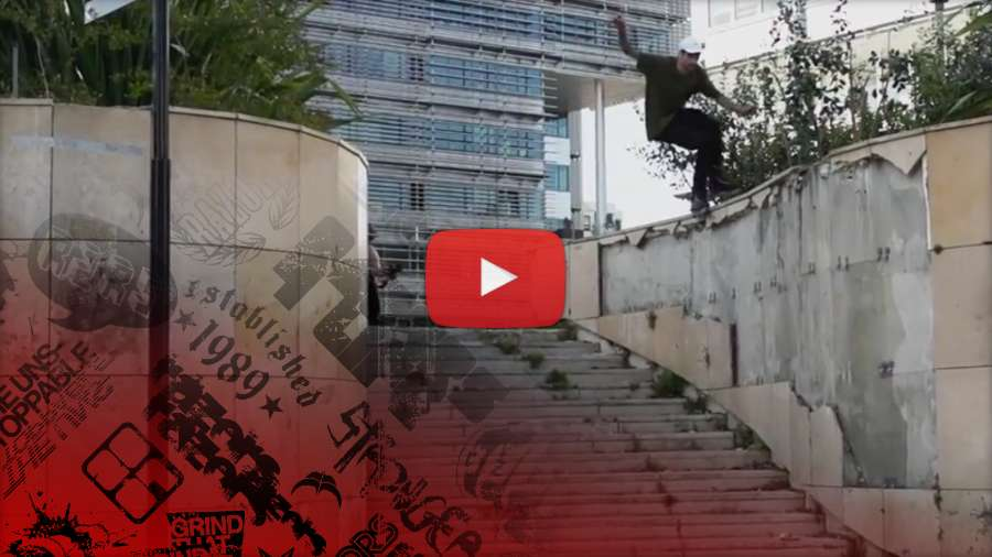 Jeph Howard in Bordeaux (2017) - Short Razors Promo by Salim Sikha