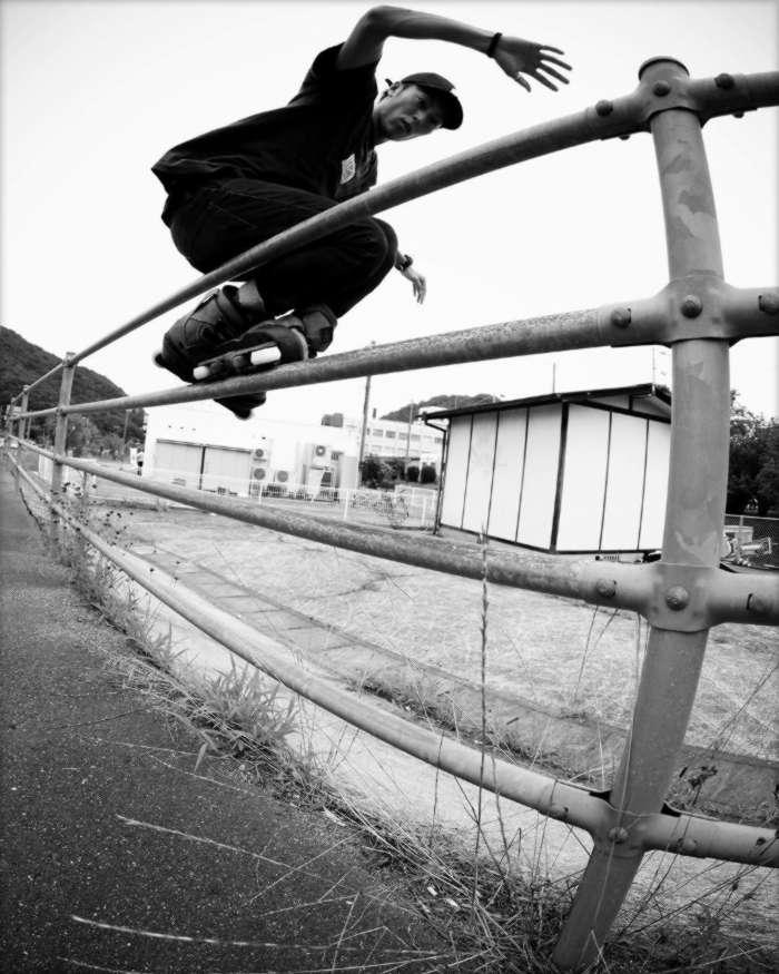 Picture of the day - Soichiro Kanashima (2017) Blading Life