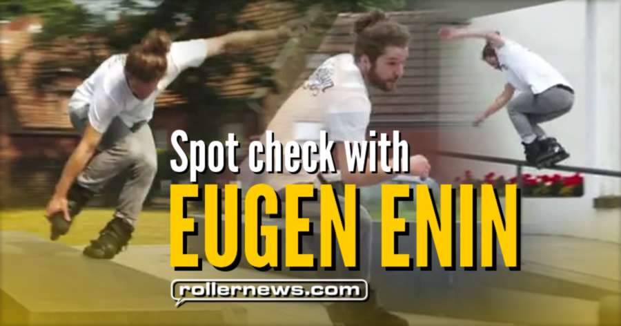 Spot check with Eugen Enin (Germany, 2017)