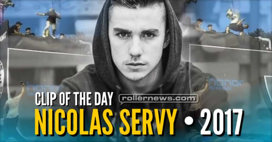 Trick of the day: Nicolas Servy, FISE 2017
