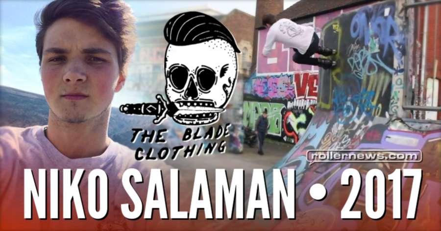 Niko Salaman (UK) - Spring 2017, Park Edit