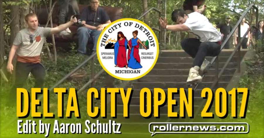 Delta City Open 2017 - Edit by Aaron Schultz