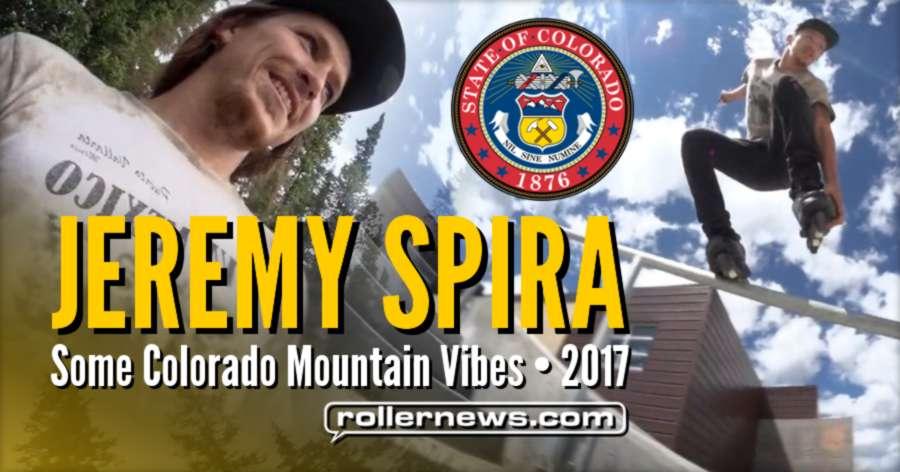 Jeremy Spira - Some Colorado Mountain Vibes (2017) by Mykel Fatali