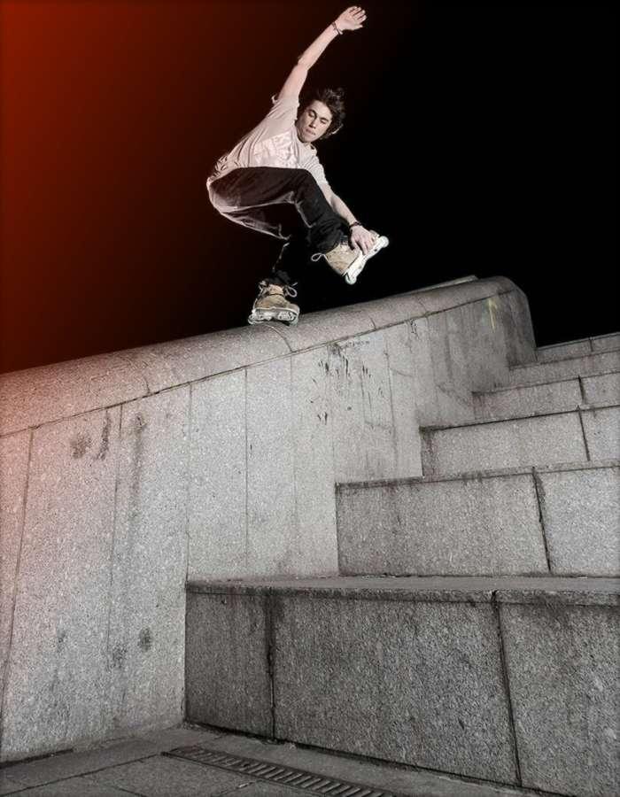 Picture of the day: Julien Cudot - Bercy Ledges (Paris, France)