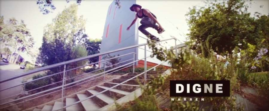 Antony Pottier, Fred Bukowski, Warren Digne, Victor Daum & Stan kogutyak - Nomadeshop Team in Nantes (France) - Clips